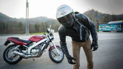 Honda Bros 400. 399 куб. см., исправен, птс, с пробегом