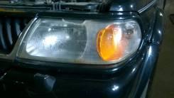 Фара. Mitsubishi Pajero Sport