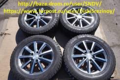 Bridgestone. 6.5x16, 5x114.30, ET45, ЦО 73,0мм.