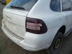 Крыло заднее для Porsche Cayenne 2003-2010