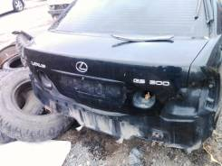 Крышка багажника. Lexus GS300, UZS161, UZS160, JZS160 Lexus GS300 / 400 / 430, JZS160, UZS160, UZS161
