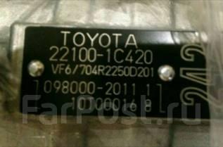 Топливный насос высокого давления. Toyota Land Cruiser, HDJ100L, HDJ100, HDJ101K, HDJ101 Двигатель 1HDFTE