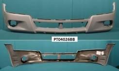 Бампер. Toyota Voltz, ZZE138, ZZE137, ZZE136