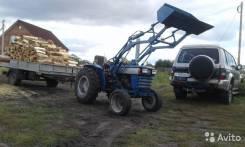 Iseki. Продам японский мини-трактор, 1 000 куб. см.