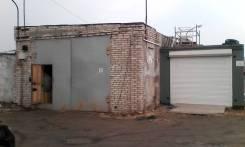 Гаражи капитальные. переулок Тракторный 13, р-н 66 квартал, 90 кв.м., электричество