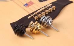 Крепление для гитарного ремня, ремне держатель, Стрэплоки, Straplock