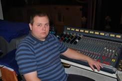 Звукооператор. Средне-специальное образование, опыт работы 5 лет