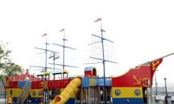 Детские игровые комплексы. Под заказ
