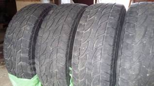 Bridgestone Dueler A/T D694. Грязь AT, 2010 год, износ: 50%, 4 шт