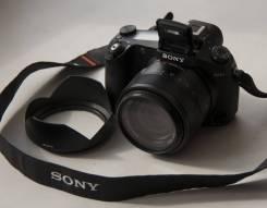 Sony Cyber-shot DSC-RX10. 20 и более Мп, зум: 7х