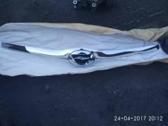 Дефлектор капота. Toyota Corolla Fielder, NZE124G, NZE124