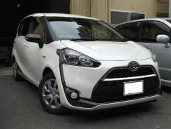 Toyota Sienta. вариатор, передний, 1.5, электричество, 2 000 тыс. км, б/п. Под заказ