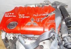 Двигатель в сборе. Mitsubishi Lancer Cedia Mitsubishi Colt Plus Двигатели: 4G15, MIVEC, TURBO