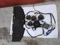 Комплекты усилителей с савуферами.