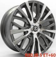 Lexus. 8.5x20, 5x150.00, ET60, ЦО 110,1мм.