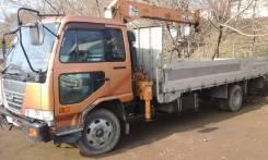 Nissan Diesel Condor. Продам эвакуатор , 7 000 куб. см., 5 000 кг.