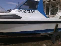 Yanmar. длина 7,20м., двигатель подвесной, 70,00л.с., бензин