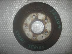 Диск тормозной Toyota Cami,Daihatsu Terios 43512-87402