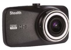 Видеорегистратор Stealth DVR ST 240 NEW. Обзор 135 градусов /1920х1080