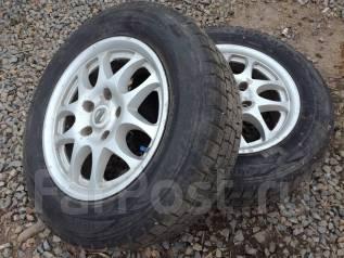 Продам колёса. x15 5x114.30 ЦО 72,0мм.