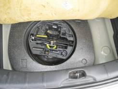 Кронштейн крепления запасного колеса Citroen C3 2009-