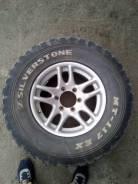 Продам комплект колес. 8.0x16 6x139.70 ET0