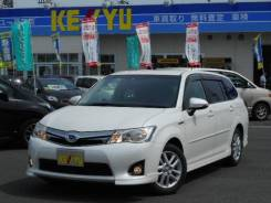 Toyota Corolla Fielder. вариатор, передний, 1.5, бензин, б/п. Под заказ