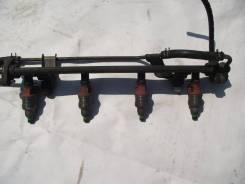 Инжектор. Mitsubishi Lancer Evolution, CT9A, CD9A, CE9A, CN9A, CP9A Двигатель 4G63
