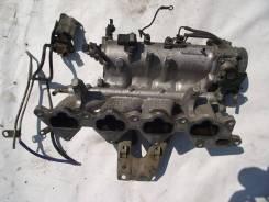 Коллектор впускной. Mitsubishi Lancer Evolution, CT9A, CE9A, CD9A, CN9A, CP9A Двигатель 4G63