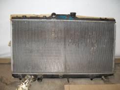 Радиатор охлаждения двигателя. Toyota Corolla Spacio