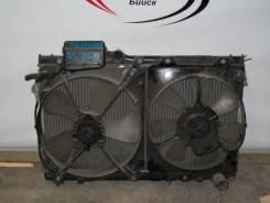 Радиатор охлаждения двигателя. Toyota Celica, ST202, ST203, ST204, ST202C, ST205 Toyota Carina ED, ST202, ST201, ST203, ST205, ST200 Toyota Corona Exi...