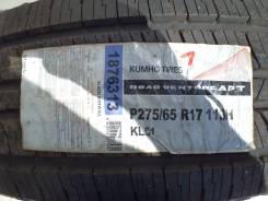 Kumho Road Venture APT KL51. Летние, 2011 год, без износа, 4 шт