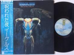 ИГЛЗ / Eagles - One of these nights - 1975 JP LP виниловая пластинка