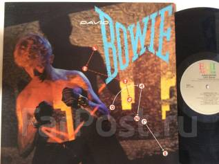 Дэвид Боуи / David Bowie - Let's Dance - US LP 1983 виниловый диск