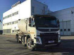 Volvo FMX. Автобетоносмеситель 8X4 liebherr, 13 000 куб. см., 10,00куб. м.