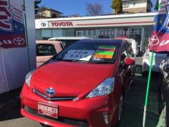 Toyota Prius a. вариатор, передний, 1.8, бензин, б/п. Под заказ