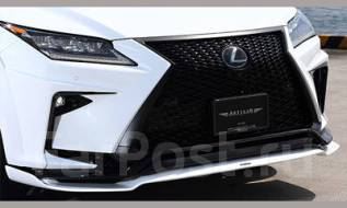 Обвес кузова аэродинамический. Lexus RX450h, GYL25, GYL25W, GYL20W Lexus RX200t Двигатели: 2GRFXE, 2GRFXS