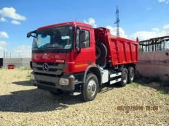 Mercedes-Benz Actros. Самосвал 3 3341 АK 6X6, 12 000 куб. см., 25 000 кг. Под заказ
