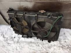 Радиатор охлаждения двигателя. Honda Orthia