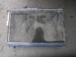 Радиатор охлаждения двигателя. Toyota Estima, ACR40, ACR40W Двигатель 2AZFE