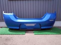 Бампер. Nissan Tiida, C13 Двигатель HR16DE