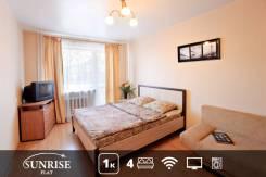 1-комнатная, улица Аллилуева 12а. Третья рабочая, 37 кв.м. Комната