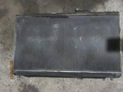 Радиатор охлаждения двигателя. Toyota Altezza, GXE10