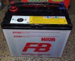 FB Super Nova. 45 А.ч., левое крепление, производство Япония