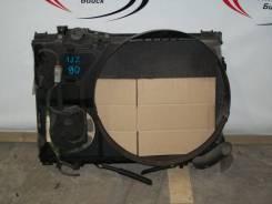 Радиатор охлаждения двигателя. Toyota Mark II, JZX115, JZX105, JZX100, JZX110, JZX90, JZX101, JZX81, JZX91, JZX93, JZX91E, JZX90E