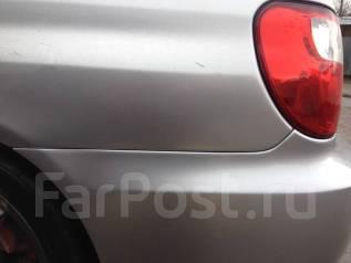 Бампер. Subaru Impreza WRX, GD, GDA, GDB. Под заказ