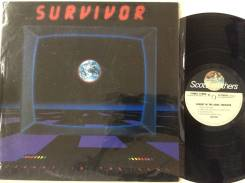HARD! Сурвайвор / Survivor - Caught in the game - JP LP 1983