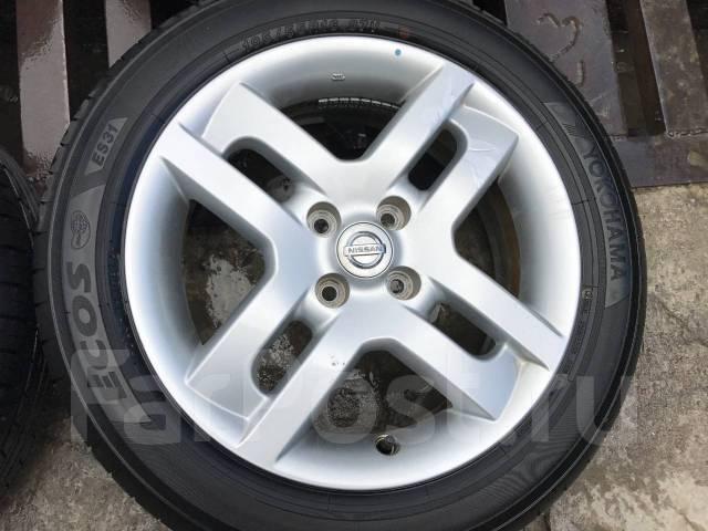 """Nissan. 6.0x16"""", 4x100.00, ET42"""