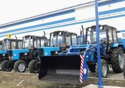МТЗ. Тракторы 82,1 и 1221