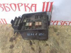 Блок предохранителей салона. Honda Civic Ferio, EG9, EG8, EG7, EH1, EJ3 Двигатель ZC